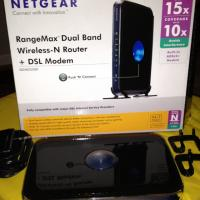 Netgear RangeMax DGND3300 w/ Free Shipping  Photo