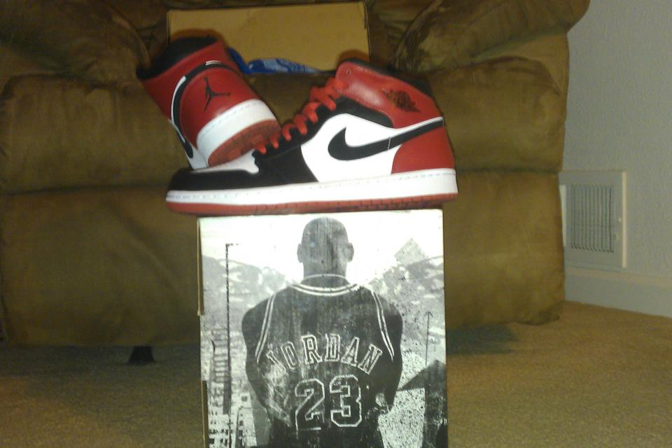 Jordan air Jordan 1 Large Photo