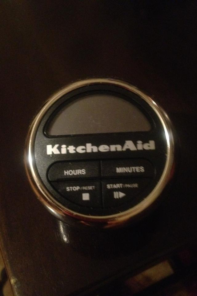 KitchenAid Timer Photo