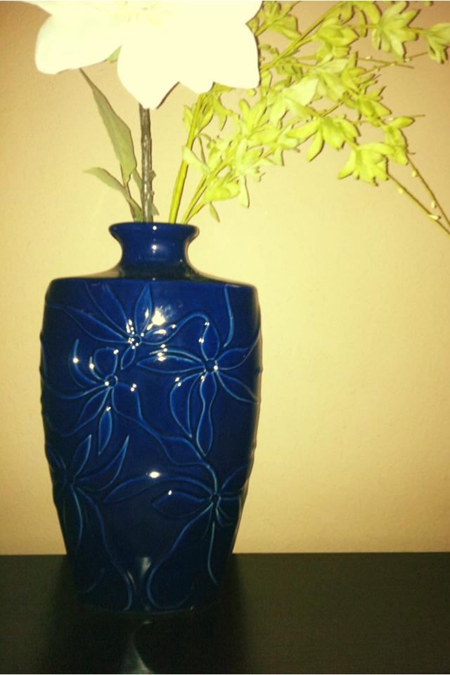 Italian Ceramic Vase  Large Photo