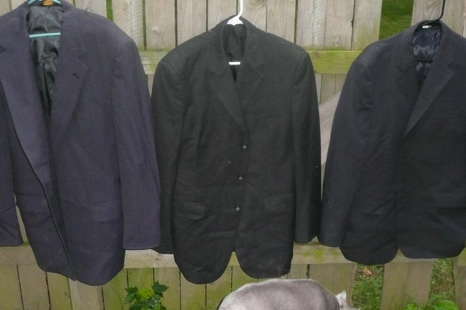 3 Mens Sports Jackets Large Photo