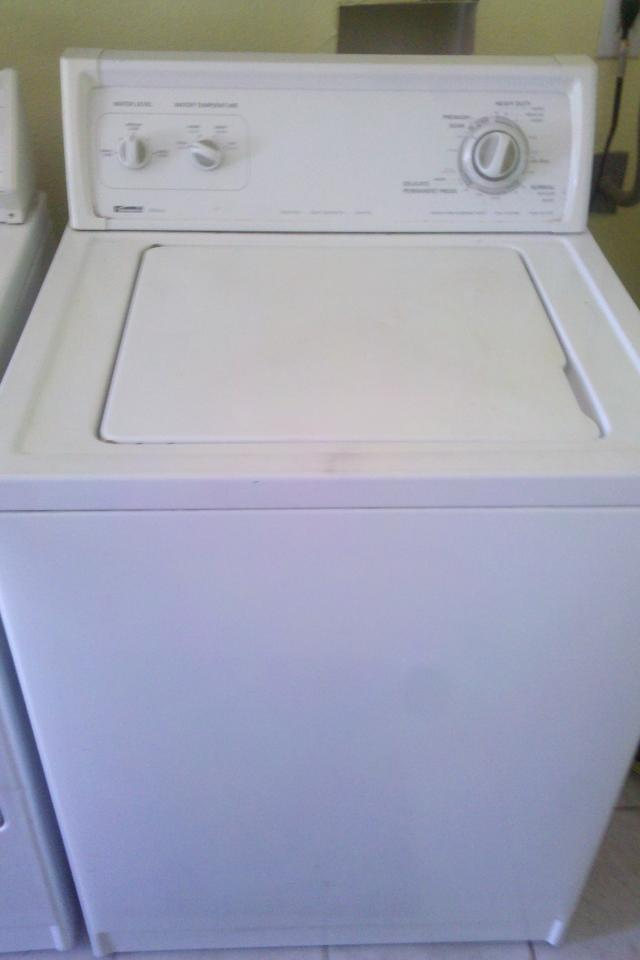 KENMORE XL SUPER CAPACITY + QUIET PAK WASHER Photo