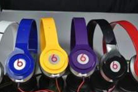 Dr Dre Beats Mini Solo Headphones Photo