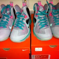 Lebron 9 south beach miami vice Photo