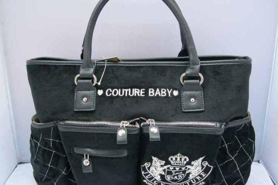 JUICY COUTURE DIAPER BAG Large Photo