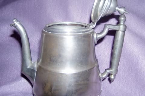 1860's Coffee Pot Photo