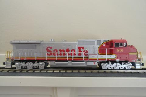 Huge O scale trains 30-35 Cars & Engines  Photo