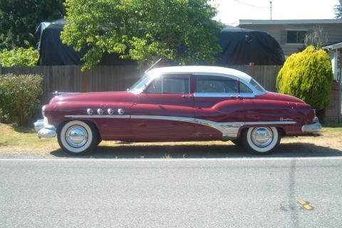 1951 Buick Roadmaster  Photo