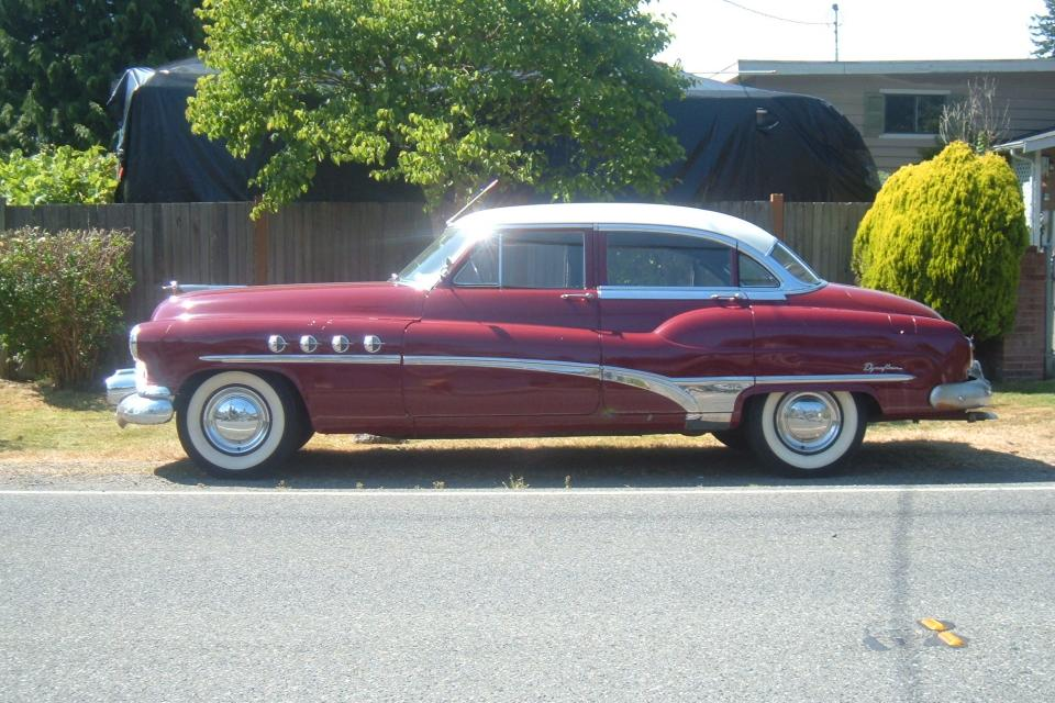 1951 Buick Roadmaster  Large Photo