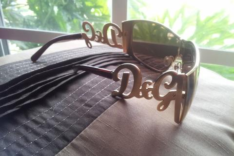 D&G sunglasses  Photo