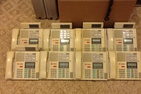 Nortel Meridian Phones Photo