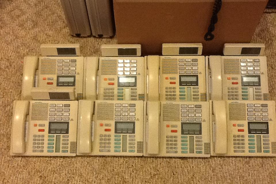 Nortel Meridian Phones Large Photo