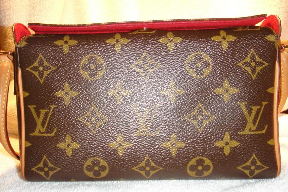 authentic Louis Vuitton Recital Pouchette Large Photo