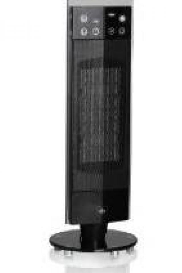 FLAT PANEL CERAMIC TOWER HEATER Large Photo
