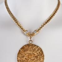Vintage Chanel Necklace Photo