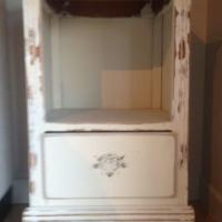 Shabby Chic Nightstands Photo