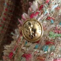 Authentic Chanel Boucle Jacket Photo
