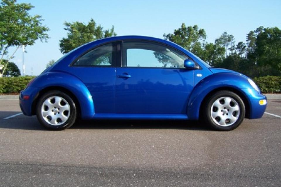 2000 VW Beetle GLS Large Photo