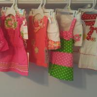 4T Girls Lot of Summer Sets $75 OBO Photo