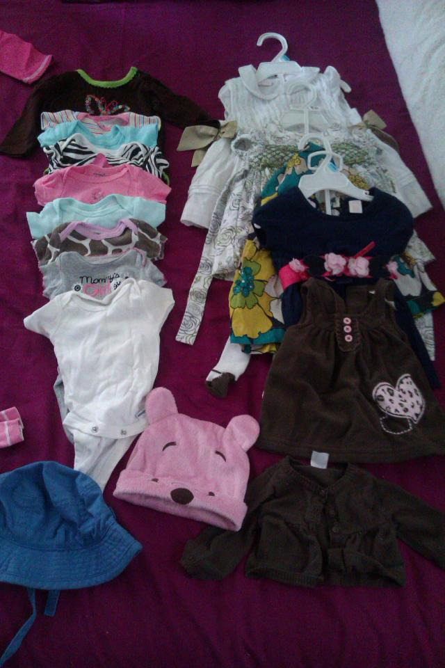 BabyClothes (Infant Girls) Photo
