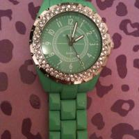 Free shipping NEW green watch  Photo