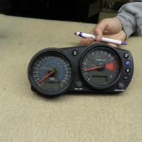 ZX9R Tachometer/speedometer Instrument Photo