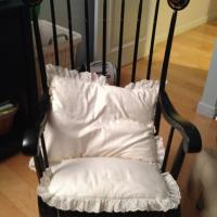 Amazing Antique Rocking Chair Photo
