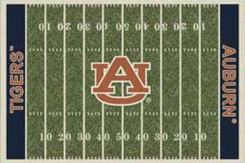Auburn Tigers Rug  Photo