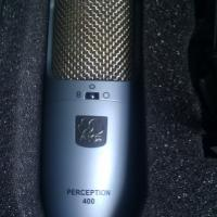 AKG Perception 400 Condenser Mic...Like New! Photo