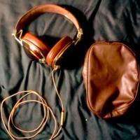 Skullcandy Aviator Headphones (Lightly used, good condition) w/ storage bag Photo