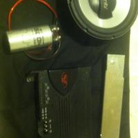 Car stereo/ fosgate, cap, infinity Photo