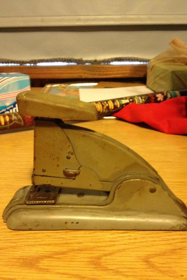 Vintage Swingline Stapler Photo