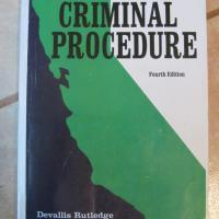 California Criminal Procedure Photo