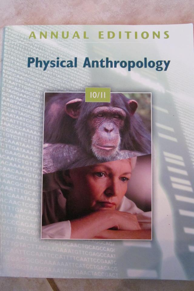 Physical Anthropology 10/11 Photo