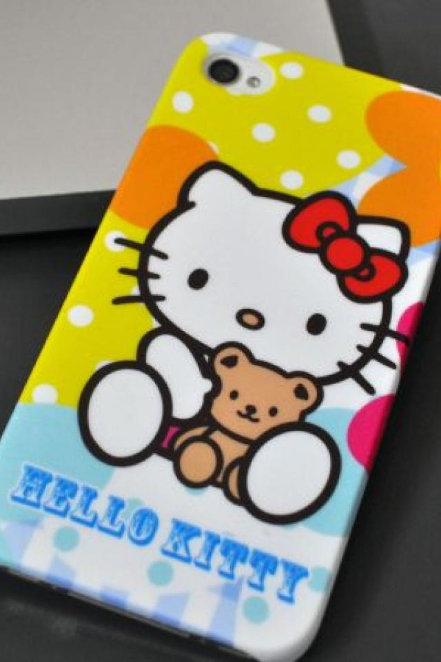 Hello kitty Hard Back Cover Case for Apple iPhone 4 4G 4S  Photo
