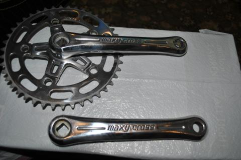 maxy cross cranks Photo