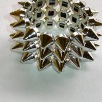 Silver Spike bracelet Photo
