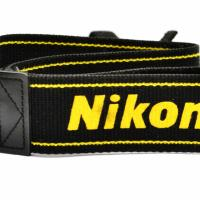 Nikon original strap from Nikon D7000 Photo