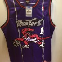Tracy McGrady authentic Raptors jersey!! BRAND NEW VERY CHEAP!! Photo