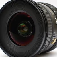 Sigma 10-20mm f/4-5.6 for Nikon Photo