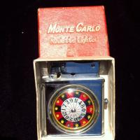 Vintage Roulette Wheel Lighter Photo