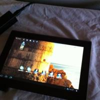 Sony Tablet S – 16GB/ Model: SGPT111US/S Photo