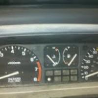 1988-1991 HONDA CRX DASH BOARD CLUSTER Photo