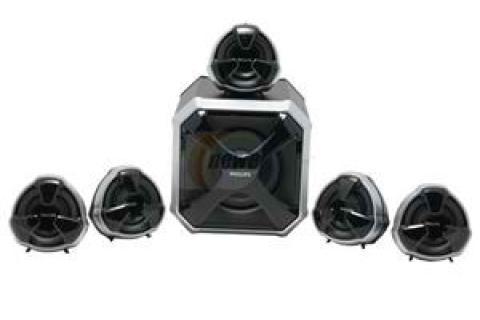 Philips MMS460/17 5.1 Speakers Photo