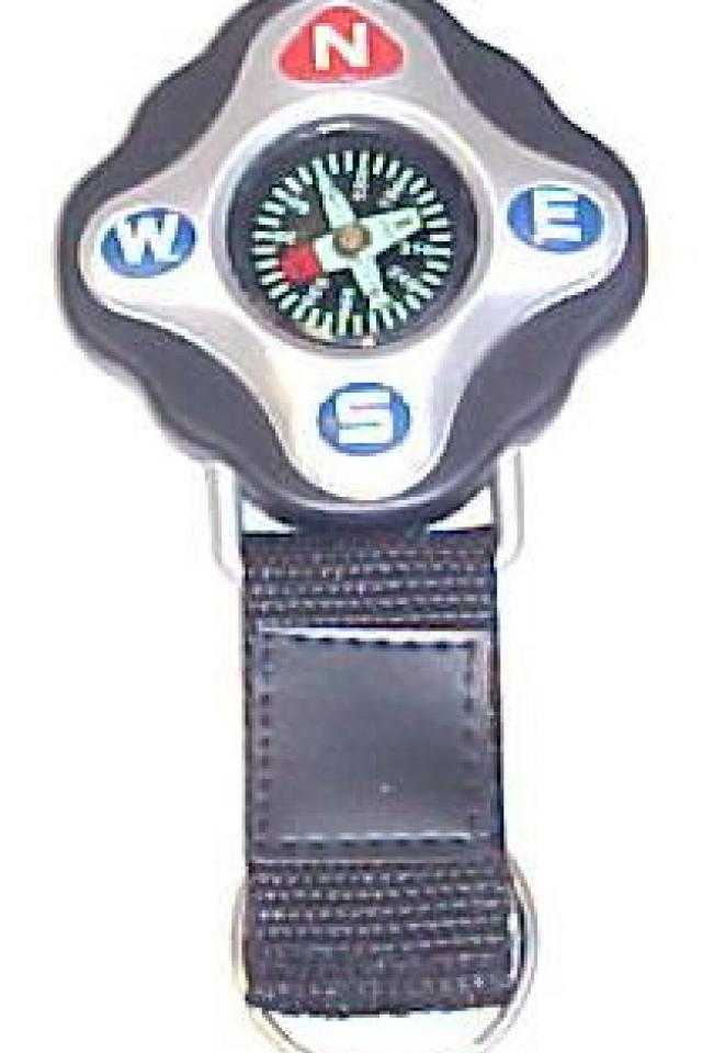 KEYCHAIN COMPASS Photo