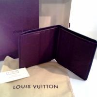 Mens Louis Vuitton Damier Ebene Billfold Photo