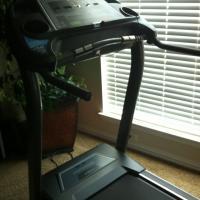 Horizon T500 Treadmill - Horizon Fitness  Photo