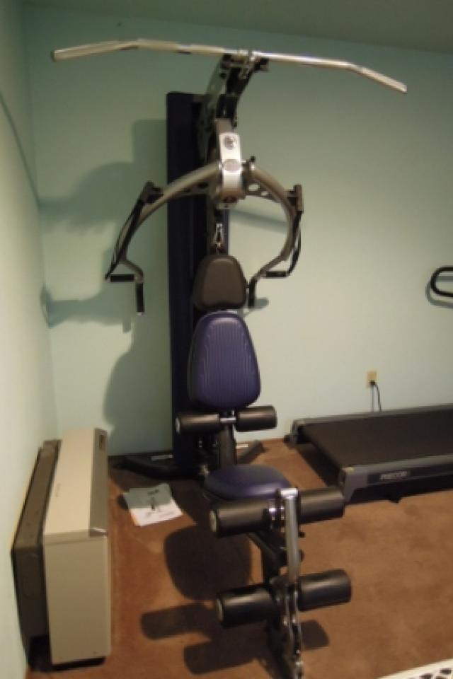 Weight machine for home Photo