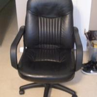 Office Chair  (Black) Photo