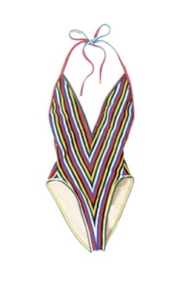 new with out tags small american apparel monokini Photo